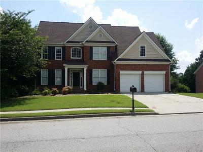 Buford Single Family Home For Sale: 2750 Ivy Hill Drive