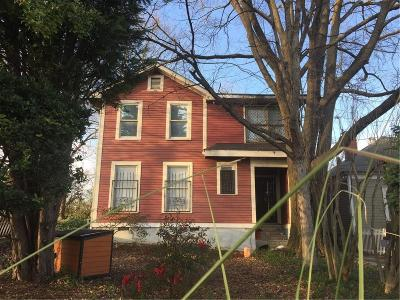 Single Family Home For Sale: 1196 Dekalb Avenue NE