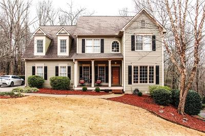 Forsyth County Single Family Home For Sale: 8790 Waterside Drive