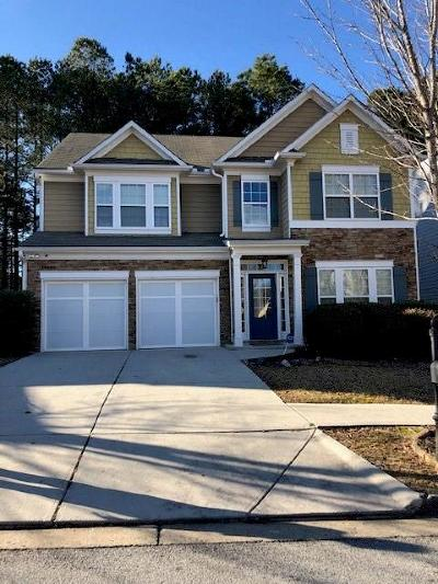 Lawrenceville Single Family Home Contingent-Due Diligence: 1132 Gather Drive