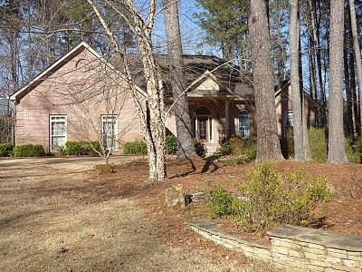 Acworth Single Family Home For Sale: 2711 County Line Road NW