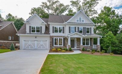 Dallas Single Family Home For Sale: 188 Grand Oak Trail