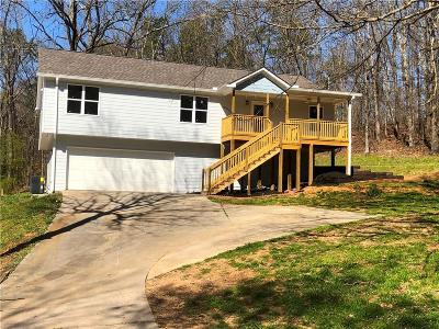 Bartow County Single Family Home For Sale: 28 Mission Ridge Drive SW