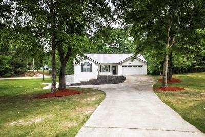 Braselton Single Family Home For Sale: 228 Robert Drive