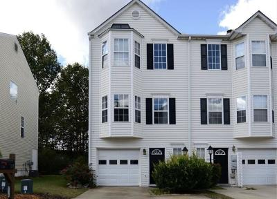 Cumming Condo/Townhouse For Sale: 1339 Pilgrim Lake Drive