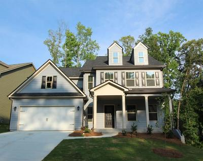 Acworth Single Family Home For Sale: 838 Tramore Road