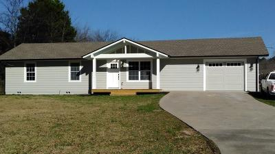 Cartersville Single Family Home For Sale: 27 Milam Circle SW