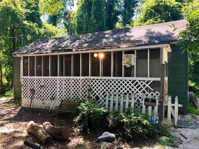 Atlanta Single Family Home For Sale: 3439 Almand Road SE