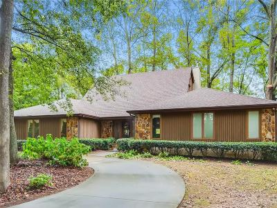 Peachtree Corners Single Family Home For Sale: 4624 River Court