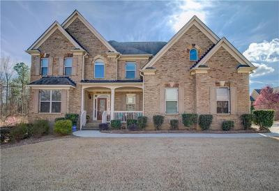 Lawrenceville Single Family Home For Sale: 1859 Austins Pointe Drive