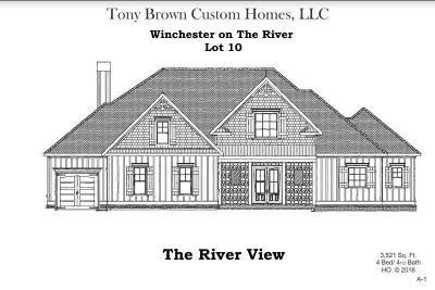 Suwanee Single Family Home For Sale: 510 Overlook Mountain Drive
