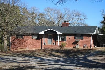 Single Family Home For Sale: 2658 Bold Springs Road