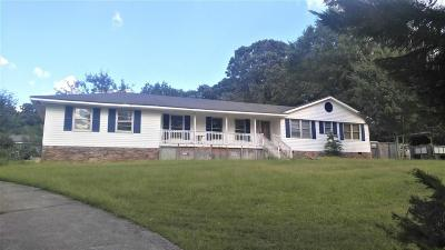 Euharlee Single Family Home For Sale: 835 Euharlee Road SW
