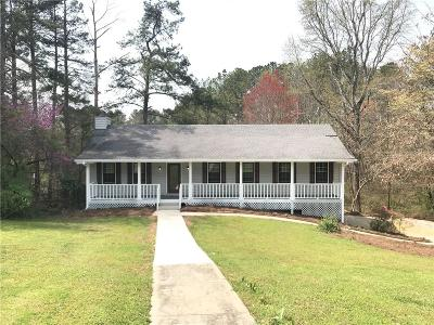 Marietta Single Family Home For Sale: 2727 Berry Court