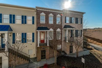 Atlanta Condo/Townhouse For Sale: 985 Pearl Point