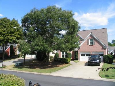Marietta Single Family Home For Sale: 4951 Secluded Pines Drive NE