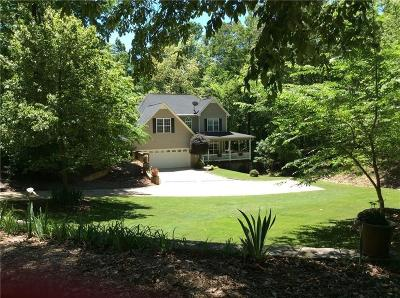 Gainesville Single Family Home For Sale: 5262 Forest Cove Road