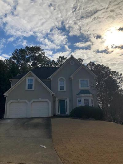 Woodstock Single Family Home For Sale: 2051 Township Drive