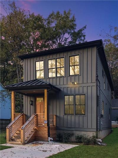 Summerhill Single Family Home For Sale: 178 Richardson Street