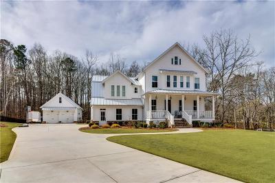 Loganville Single Family Home For Sale: 3277 Briscoe Road SE