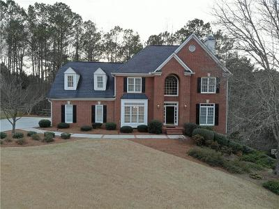 Roswell Single Family Home For Sale: 810 Charleston Drive