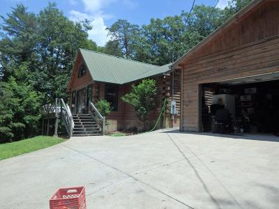 Jasper Single Family Home For Sale: 606 Turkey Trail