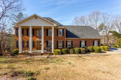 Cartersville Single Family Home For Sale: 39 Mission Hills Drive SW