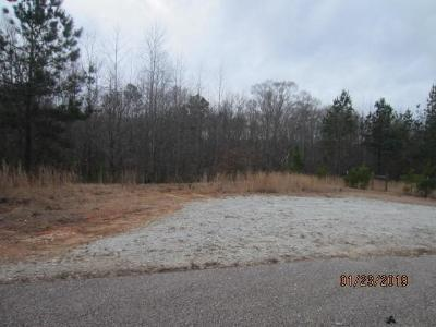 Haralson County Residential Lots & Land For Sale: Providence Lake Lot 39 Road