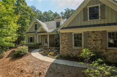 Lumpkin County Single Family Home For Sale: 133 Cane Mill Lane