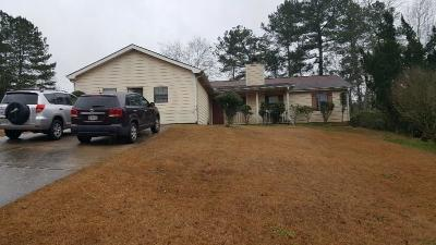 Morrow Single Family Home For Sale: 2757 Arctic Ct Court