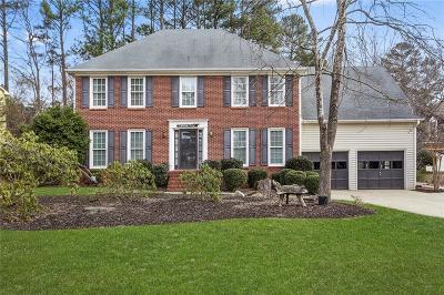 Woodstock Single Family Home For Sale: 1651 Pine Ridge Circle
