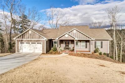 Jasper Single Family Home For Sale: 77 Winchester Ridge S