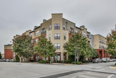 Atlanta Condo/Townhouse For Sale: 400 17th Street #2321