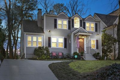 Atlanta Single Family Home For Sale: 2159 McKinley Road NW