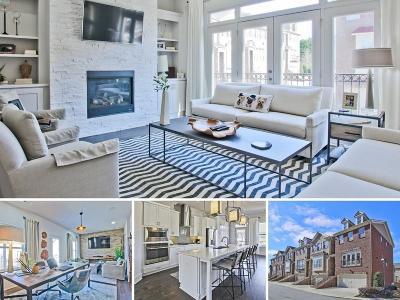 Brookhaven Condo/Townhouse For Sale: 2164 Prestwick Court NE