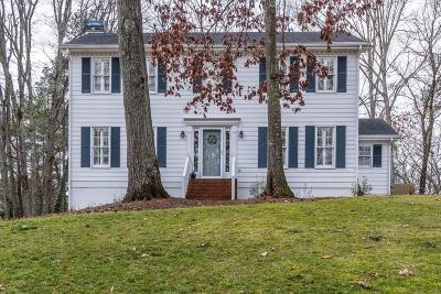 Marietta Single Family Home For Sale: 3375 Chestnut Creek Drive