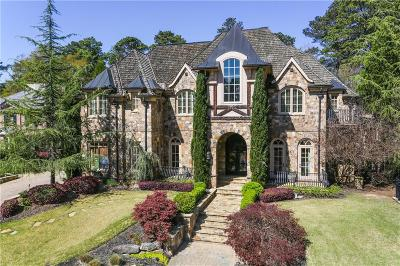 Atlanta GA Single Family Home For Sale: $2,749,000