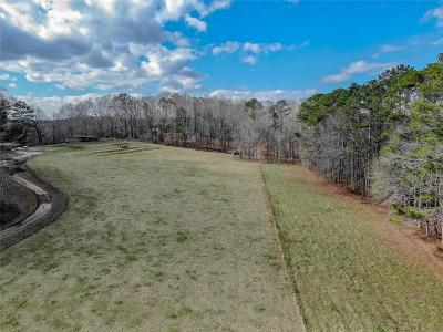 Canton Residential Lots & Land For Sale: 1487 Lower Union Hill Road