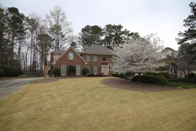 Johns Creek Single Family Home For Sale: 9520 Kingston Crossing Circle