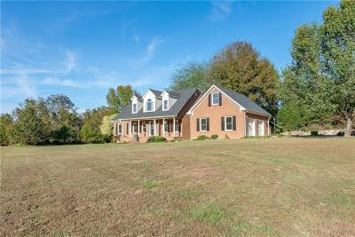 Cartersville Single Family Home For Sale: 860 Griffin Road NW