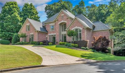 Alpharetta Single Family Home For Sale: 1405 Portmarnock Drive