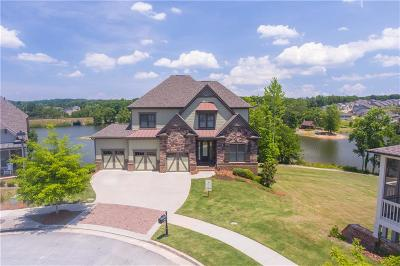 Flowery Branch Single Family Home For Sale: 7228 Whitewater Drive