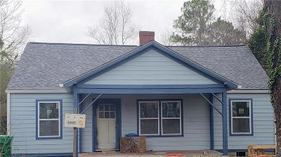 Decatur Single Family Home For Sale: 1021 S Columbia Drive