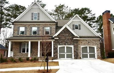 Canton Single Family Home For Sale: 238 Harmony Lake Drive