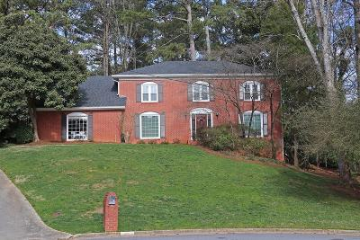 Atlanta Single Family Home For Sale: 4752 Pine Acres Court