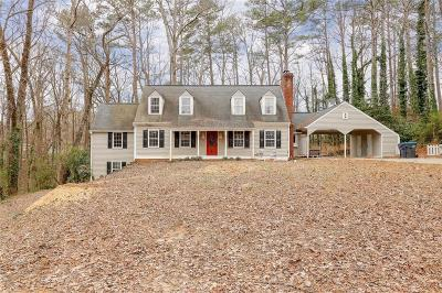 Marietta Residential Lots & Land For Sale: 1667 Shady Hill Road NE