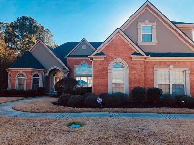 Covington Single Family Home For Sale: 15 Collingwood Landing
