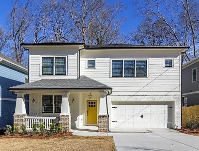 Tucker Single Family Home For Sale: 4080 Comanche Drive