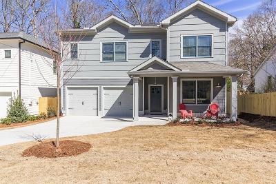 Tucker Single Family Home For Sale: 4084 Comanche Drive