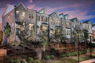 Chamblee Condo/Townhouse For Sale: 1814 Hislop Lane